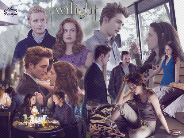 // Twilight, chapitre I : Fascination  \\