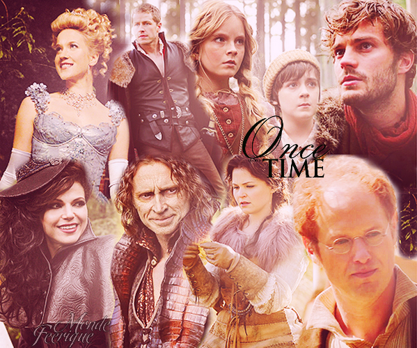 // Once Upon A Time \\