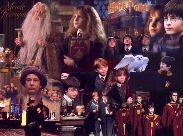 // Harry Potter à l' école des sorciers \\