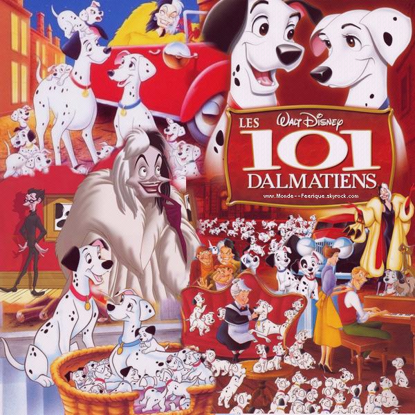 // Les 101 Dalmatiens \\
