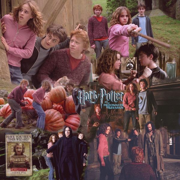 // Harry Potter Et Le Prisonnier D'azkaban \\
