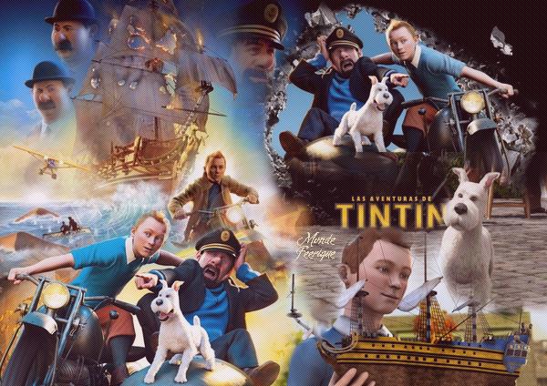 // Les Aventures De Tintin : Le Secret De La Licorne \\