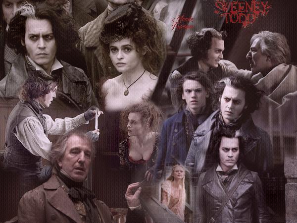 // Sweeney Todd, Le Diabolique Barbier De Fleet Street \\