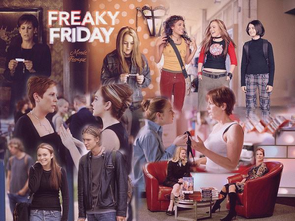 // Freaky Friday : Dans la peau de ma mère \\