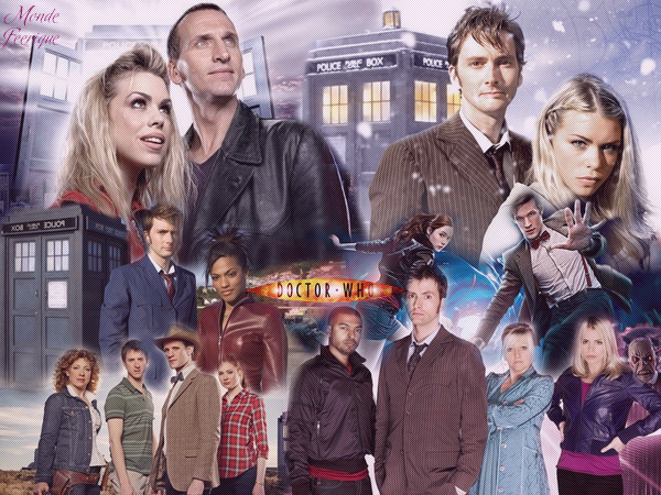 // Doctor Who \\