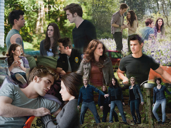 // Twilight - Chapitre 3 : Hésitation \\