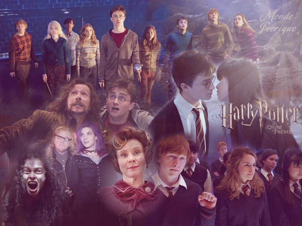 // Harry Potter et l'Ordre du Phénix \\