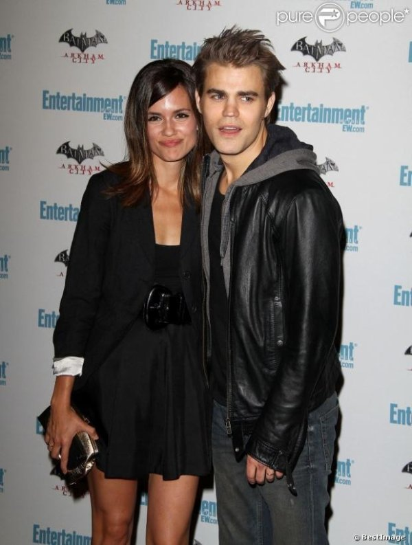 Paul Wesley divorce de Torrey DeVitto