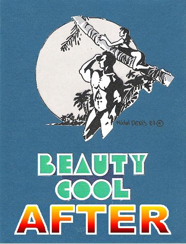 Beauty cool After