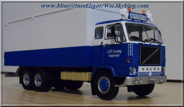 Volvo F88 1965 (Altaya)
