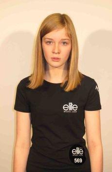 Sélectionnées Elite Model Look