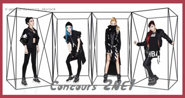 Concours 2NE1