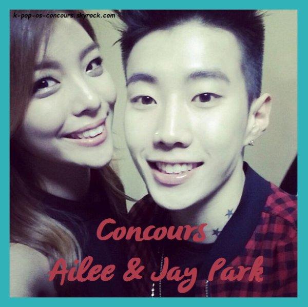 Concours Ailee et Jay Park