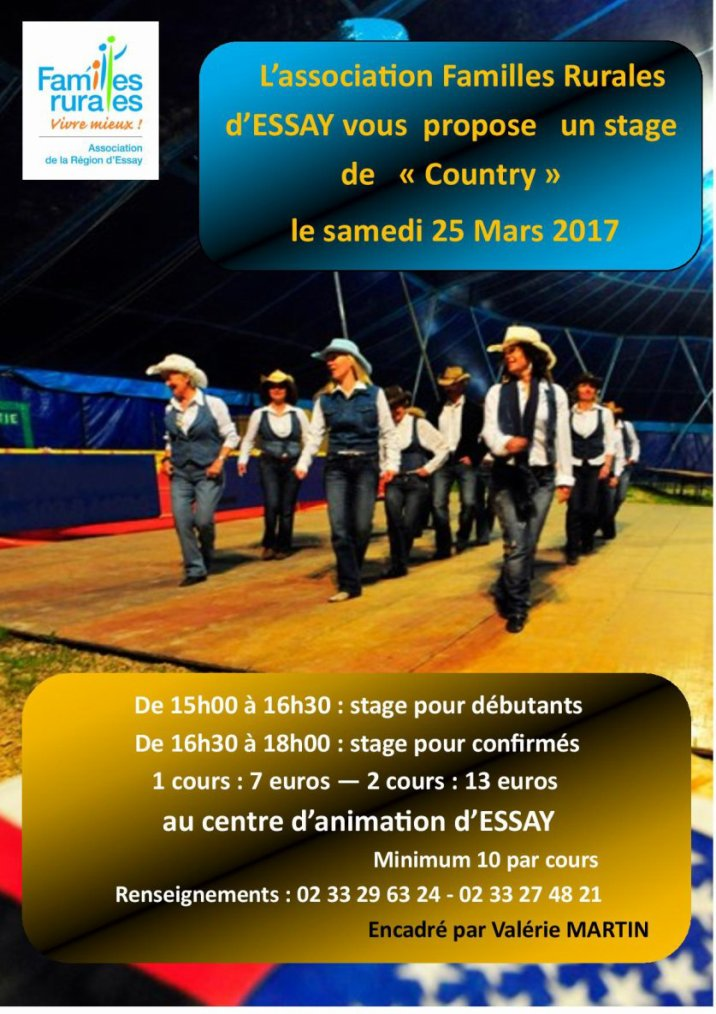 STAGE COUNTRY & CATALAN