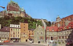 Zoom sur ... la ville de Québec !