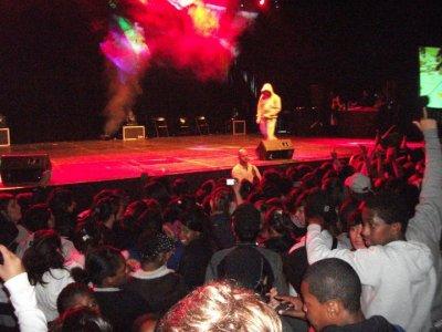 concert au dome  plus de 2000 personnes c'etait le feu!!!!!!!!!!!!!!!!!!!!!