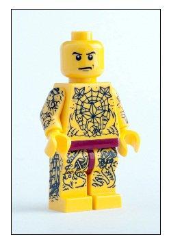 Vous rêvez de faire tatouer votre minifig : c'est ici: citizenbrick.com