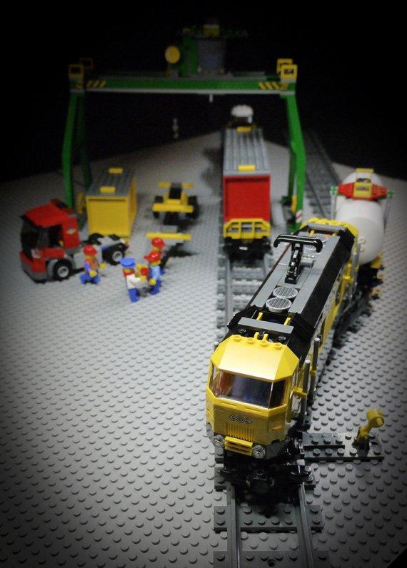 Festi'briques organise un grand concours Lego train du 26 avril au 16 octobre 2011