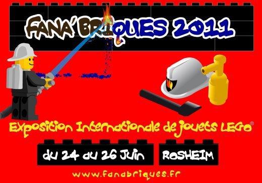 J-23 : Fanabriques 2011, la fête des pompiers !!!