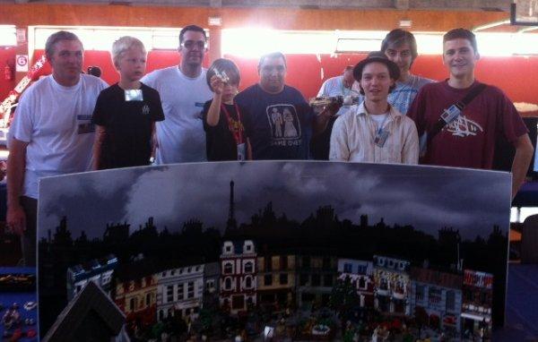 Fanabriques 2011: Coup de coeur des Festi'briques: le groupe brickpirate !