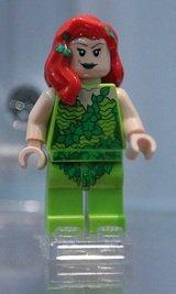 révélation au comic con des supers héros: découvrez chaque heure un personnage: Poison Ivy - LEGO Super Heroes Minifigs - DC Comics
