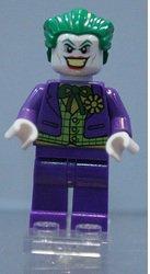 Joker - LEGO Super Heroes Minifigs - DC Comics