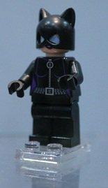 Catwoman - LEGO Super Heroes Minifigs - DC Comics
