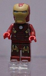Iron Man - LEGO Super Heroes Minifigs - Marvel Comics