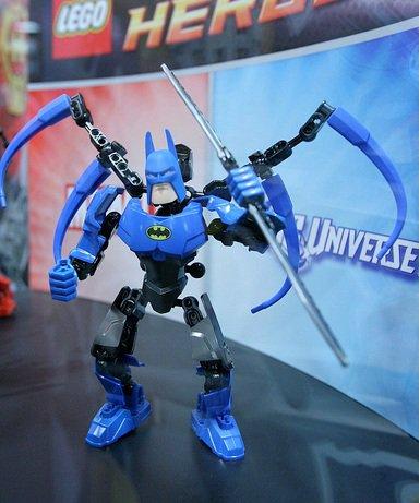 Batman Constraction - LEGO Super Heroes - DC Comics