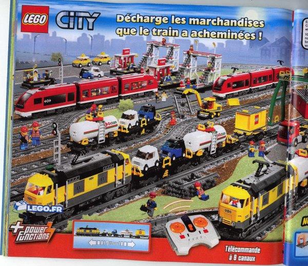 Opération unstoppable: Catalogue consommateurs 2ième semestre 2011: annonce de Festi'briques 2011 !!!