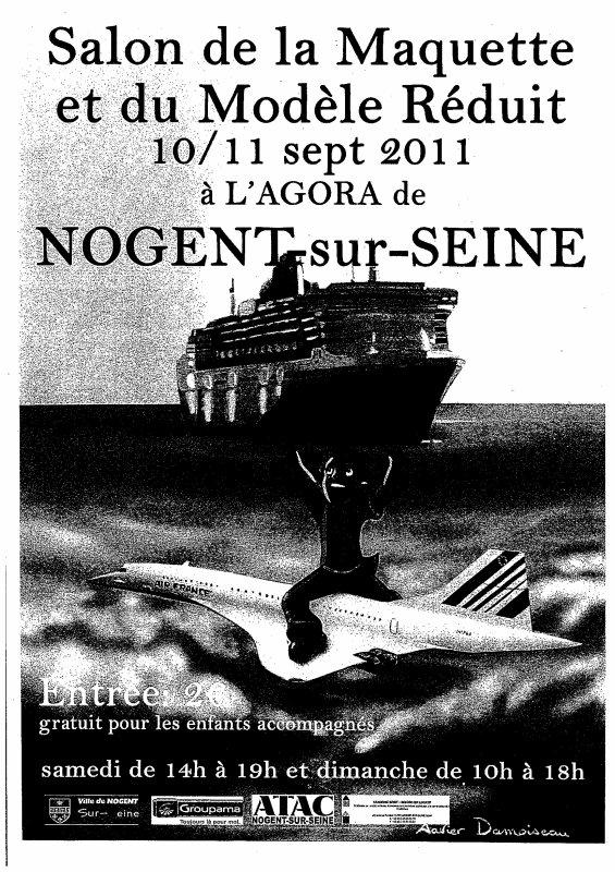 Allez à la rencontre des Festi'Briques à Nogent-sur-Seine les 10 et 11 septembre 2011