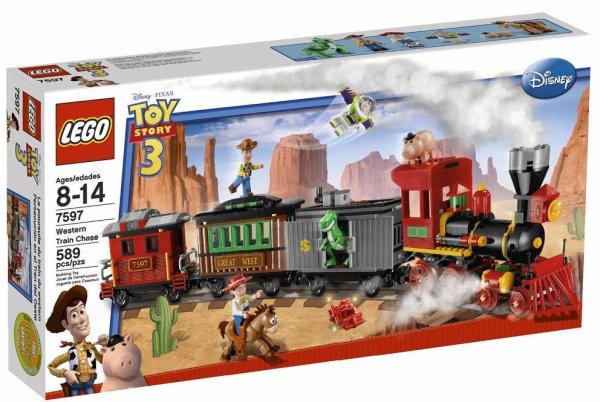 Résultat du concours de la loco du record du monde du train Lego le plus long
