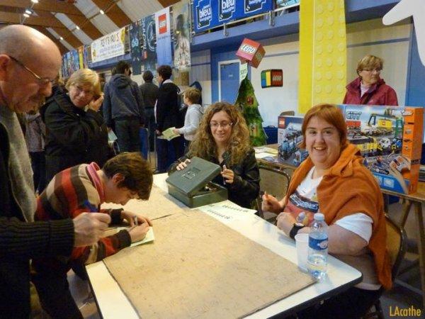 Festi'briques 2011: les fameuses tombolas !