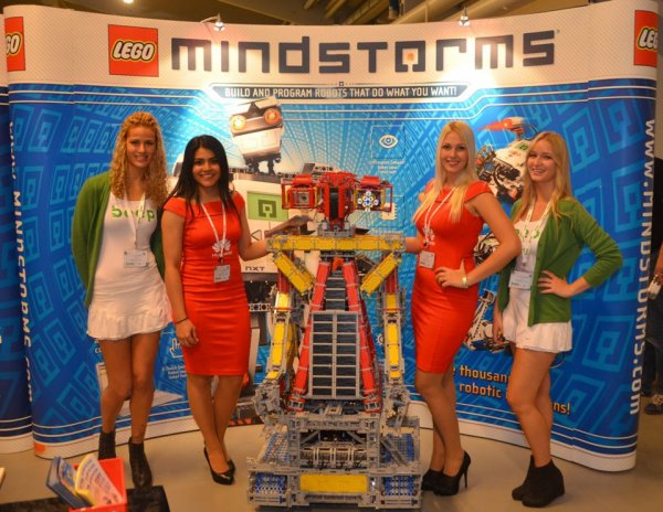 Cela donne envie de faire du Mindstorms ! (Vu sur Facebook)