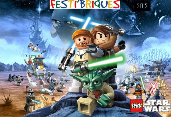 Festi'briques 2012: spécial Star Wars et le cinéma...