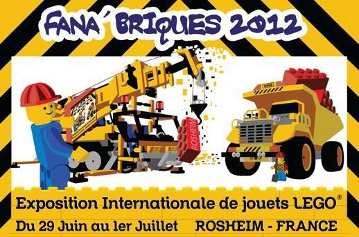 Les inscriptions pour Fanabriques 2012 du 15 janvier au 30 avril 2012: lancez-vous dans cette grande aventure !