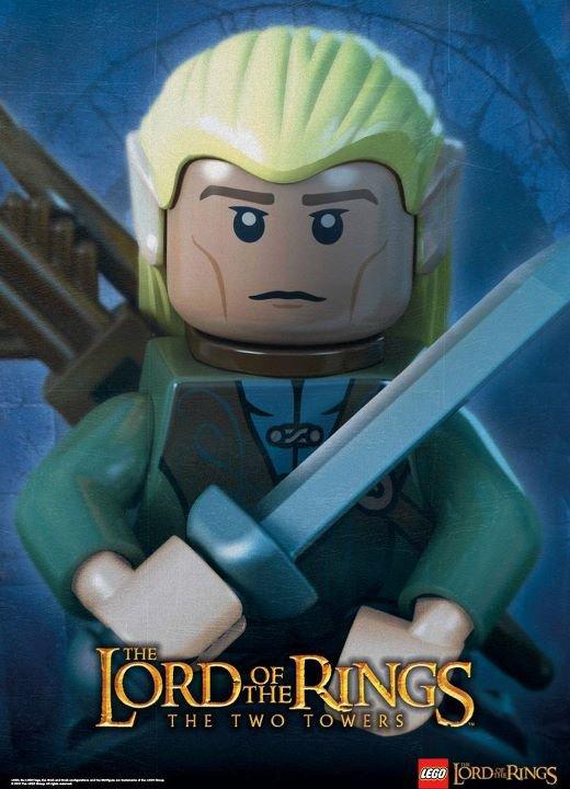 Découvrez pour cet été le seigneur des anneaux en lego !
