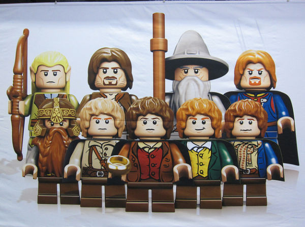 Le Toy fair de Londre dévoile les sets Lord Of The Ring (LOTR)