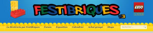 Ouverture officielle du nouveau site internet 3.0 de www.festibriques.fr
