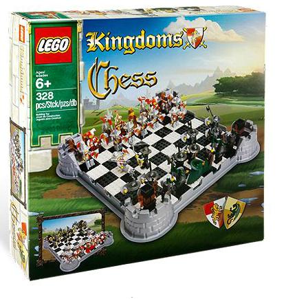 Avant le retour du Castle en 2014 voici le retour du jeu d'échecs en Castle !