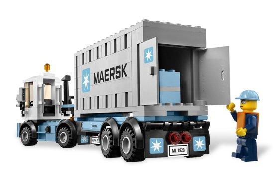 Maersk Line une entreprise humaine au service de tous - Renouvellement de partenariat  avec Festi'briques -