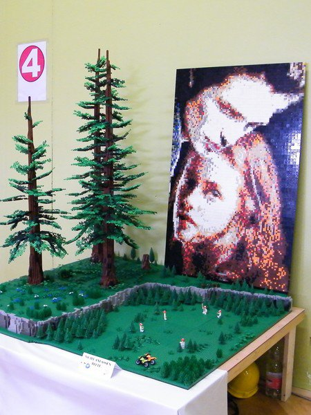 Petit coup de coeur à Fanabriques 2012: Festi'cinéma - diorama Twilight de Daniel et Clara