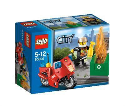 Et voilà la moto pompier 2013 comme annoncé précédemment !!!