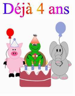 Joyeux anniversaire à l'association FESTI'BRIQUES !!! 4 ans çà se fête