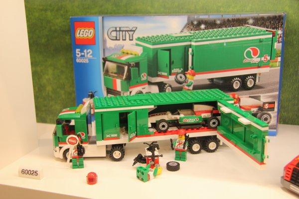 Encore du city pour 2013  !