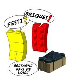 Régionalisation Festi'briques: naissance officielle ce mois-ci de Festi'briques Bretagne-Pays de Loire en association loi de 1901 et exposition près de NANTES