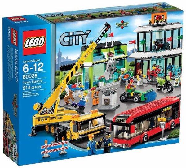 2 nouveaux sets city pour bientôt