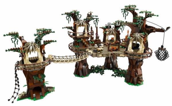 Nouveau set N°10236- Ewok™ Village - sort en septembre 2013 au prix de 250euros