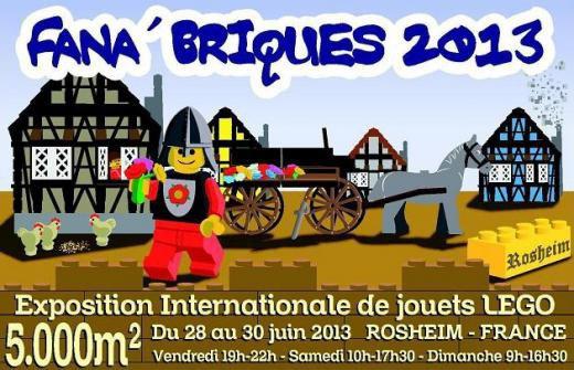 Les Festis sont à Fanabriques 2013 !!!