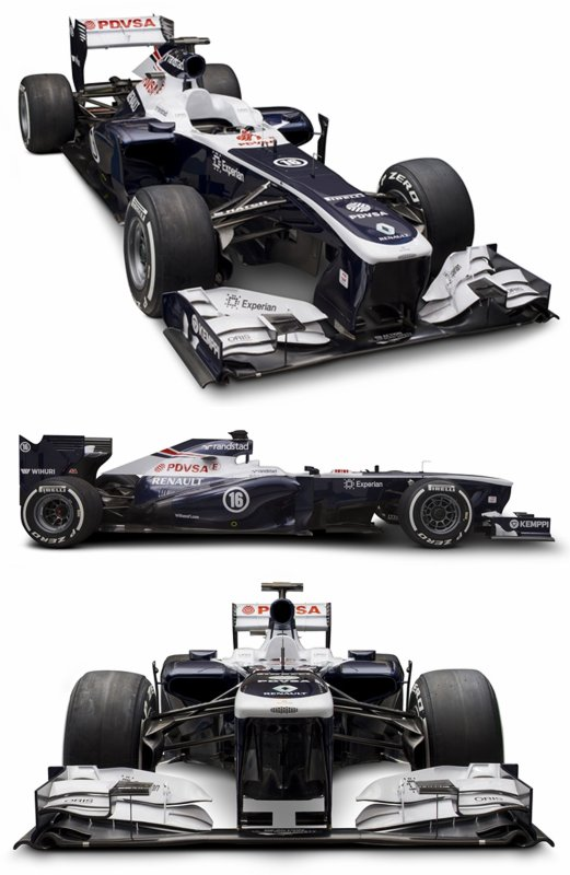 J-8 Ecurie F1 Williams